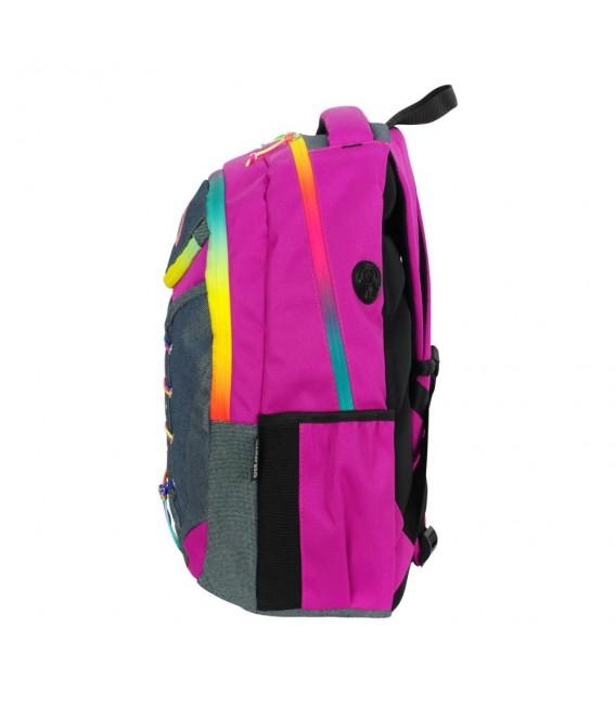 Master Pack Pembe Sırt Çantası Laptop Bölmeli728