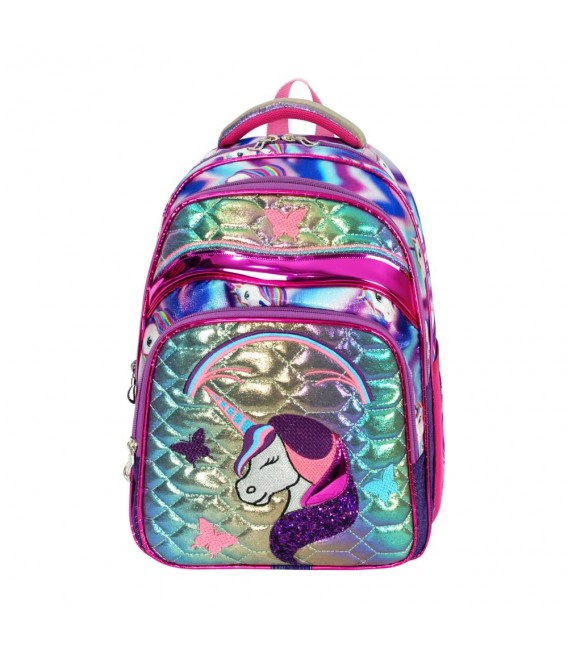 Rain Bow Orthopedic Red Black Spiderman Primary School Bag + Lunch Bag 564