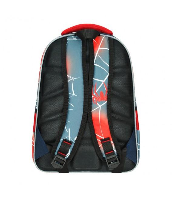 Spiderman Ortopedik İlkokul Çantası+Beslenme Çantası Master Pack 555