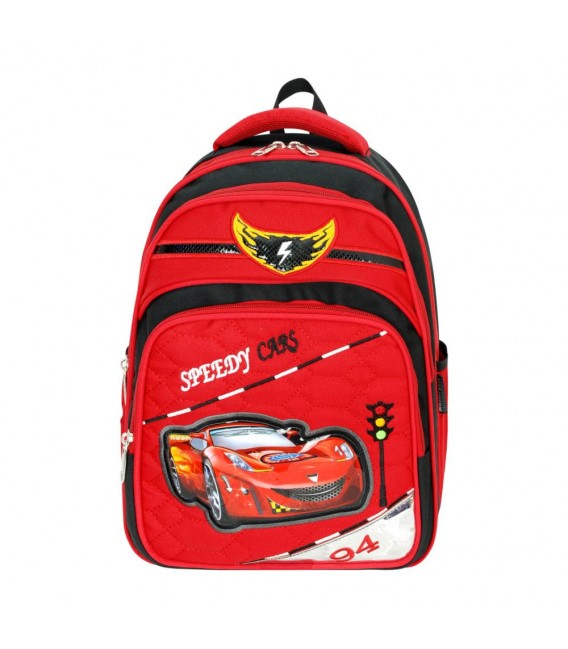 Stoneman Orthopedic Primary School Bag + Lunch Box Master Pack 552