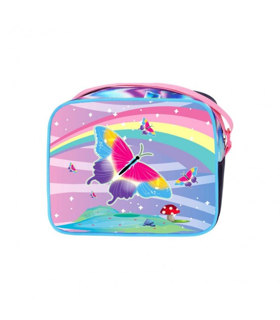 STraffic Signed Orthopedic Primary School Bag + Lunch Box Master Pack 550