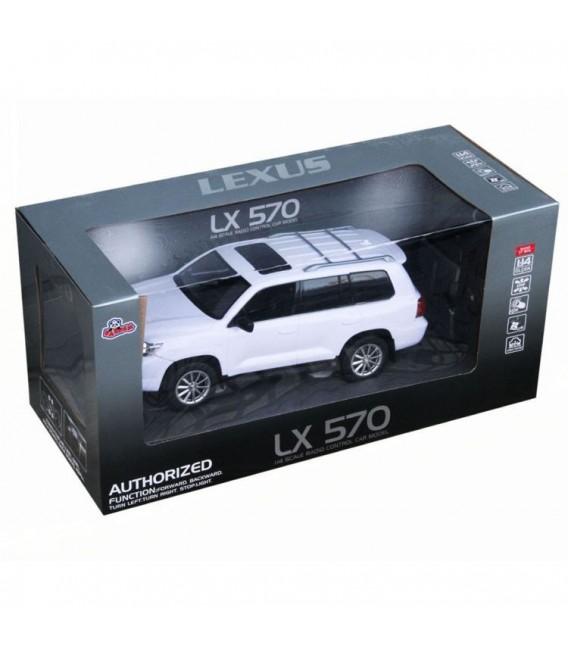 Kutulu Uzaktan Kumandalı Full Fonksiyon 1:14 Lexus Lx 570 (Şarjlı)