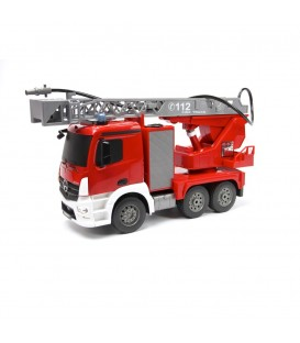 Vardem Remote Controlled Recharged 1:20 Fire Engine (Mercedes Benz Antos) DE-E527anamera Turbo (Charged) x 570 (Charged)