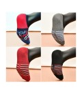 Seamless Ballet Socks (4 Pack) Silicone Supported