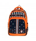 Orthopedic Starry Primary School Bag + Lunch Box 557 Master Pack