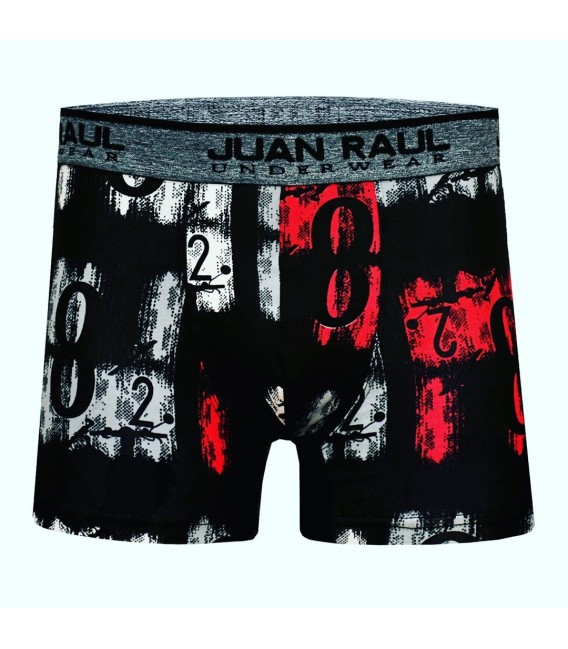 Numbered Boxer