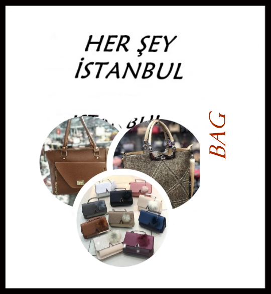 everything istanbul bags